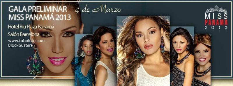 Miss Panama 2013 - Page 2 412