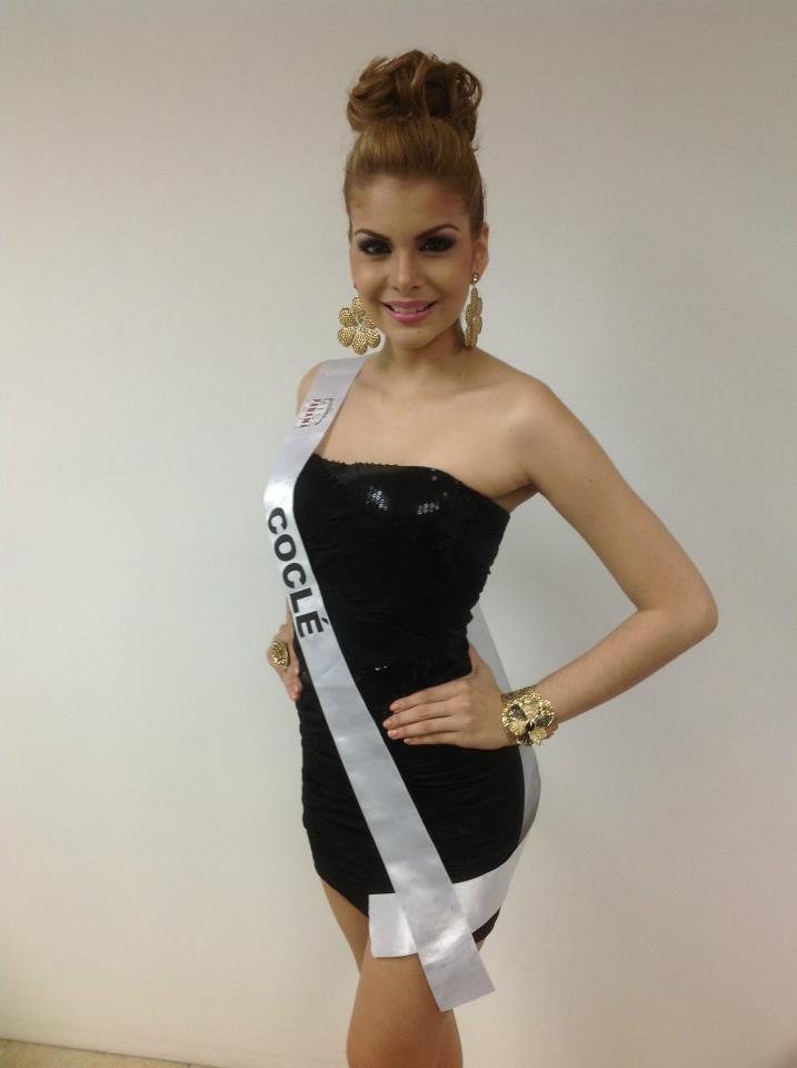 Miss Panama 2013 - Page 4 414
