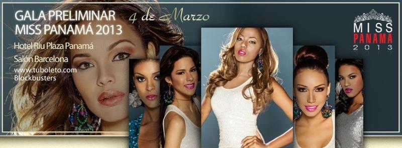 Miss Panama 2013 - Page 2 510