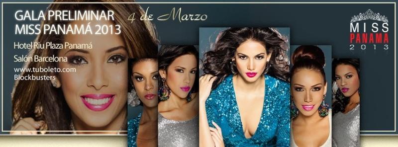 Miss Panama 2013 - Page 2 610