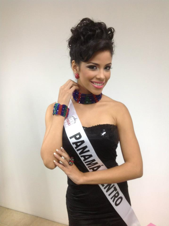 Miss Panama 2013 - Page 4 611