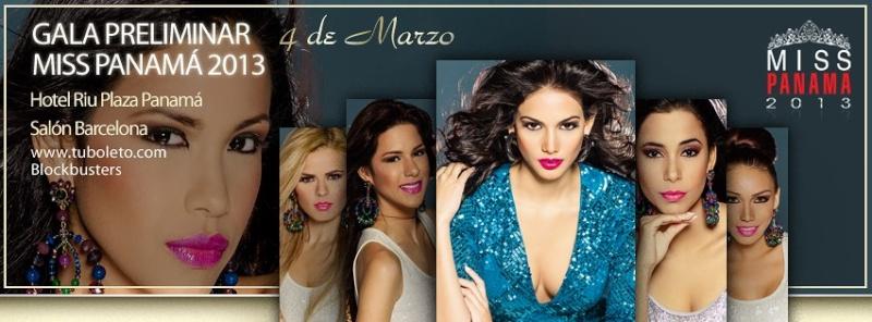 Miss Panama 2013 - Page 2 710