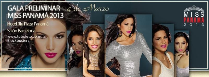 Miss Panama 2013 - Page 2 810