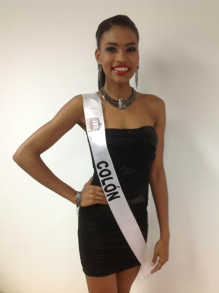 Miss Panama 2013 - Page 4 811