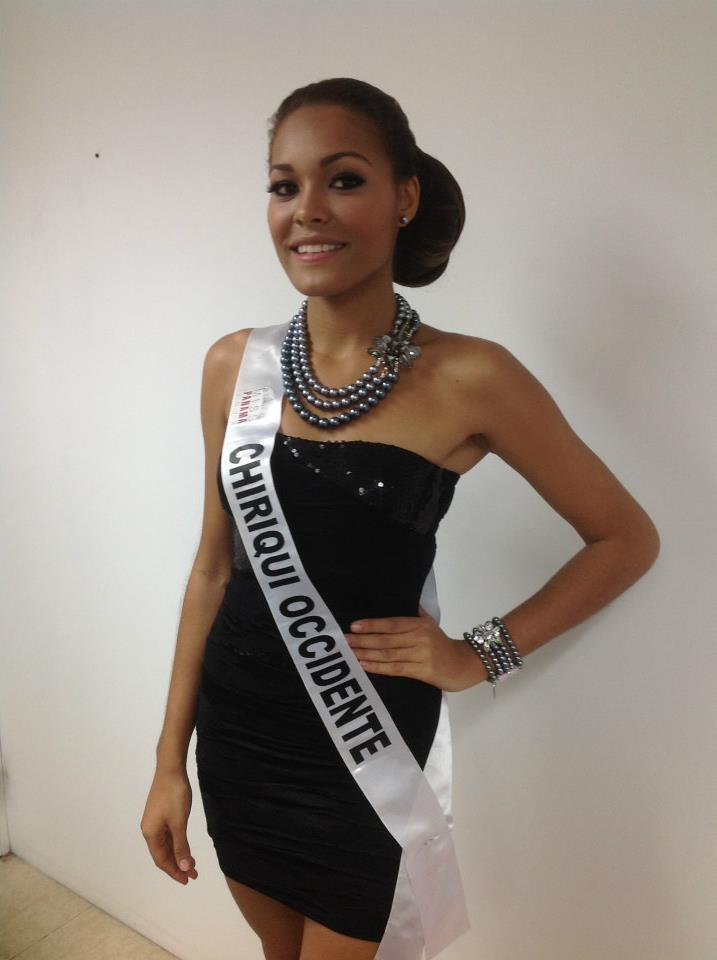Miss Panama 2013 - Page 4 910