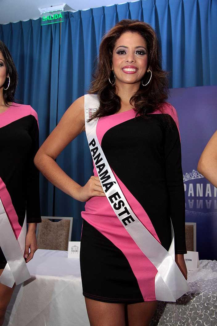Miss Panama 2013 - Page 3 Melani10