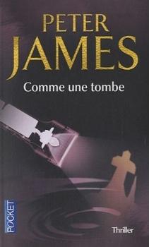 ROY GRACE (Tome 01) COMME UNE TOMBE de Peter James Comme_10