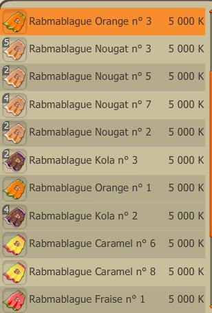 Echange de rabmablague A10