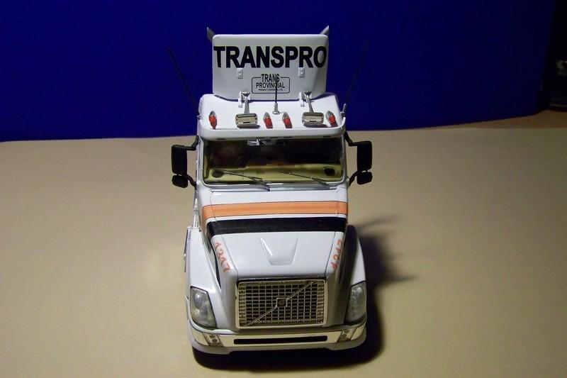 "Volvo VN als Daycab der Spedition ""Trans Provincial"" aus Canada Comp_012"