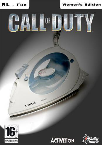 Whats you favourite Call of Duty? Callof11