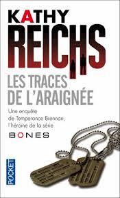 TEMPERANCE BRENNAN (Tome 13) LES TRACES DE L'ARAIGNEE de Kathy Reichs Images13