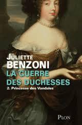 LA GUERRE DES DUCHESSES (Tome 2) PRINCESSE DES VANDALES de Juliette Benzoni Images16