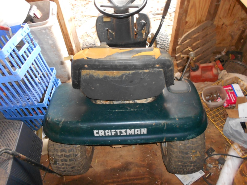 Craftsman Off Road/ High Speed Tractor Build Dscn0314