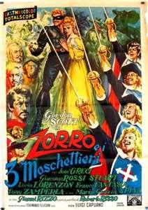 Les trois mousquetaires - 1973 Zorro_10