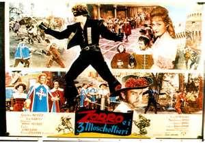 Les trois mousquetaires - 1973 Zorro_11