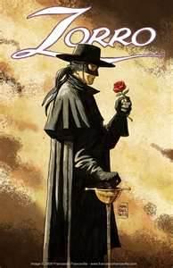 Saint Valentin, déclarez votre amour a vos personnages de dessins animés préférés ! Zorro_18