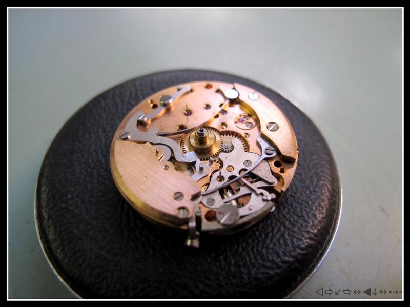 révision d'une omega speedmaster 105012 calbre 321 1ère partie Img_2828