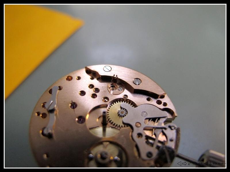 """révision d'une omega speedmaster 105012 calbre 321 2éme partie """"remontage"""" Img_2938"""