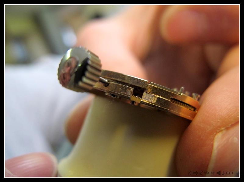 """révision d'une omega speedmaster 105012 calbre 321 2éme partie """"remontage"""" Img_2939"""