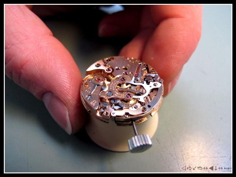 """révision d'une omega speedmaster 105012 calbre 321 2éme partie """"remontage"""" Img_3013"""