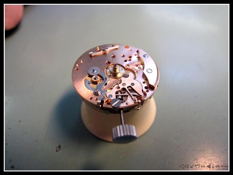 """révision d'une omega speedmaster 105012 calbre 321 2éme partie """"remontage"""" Img_3016"""