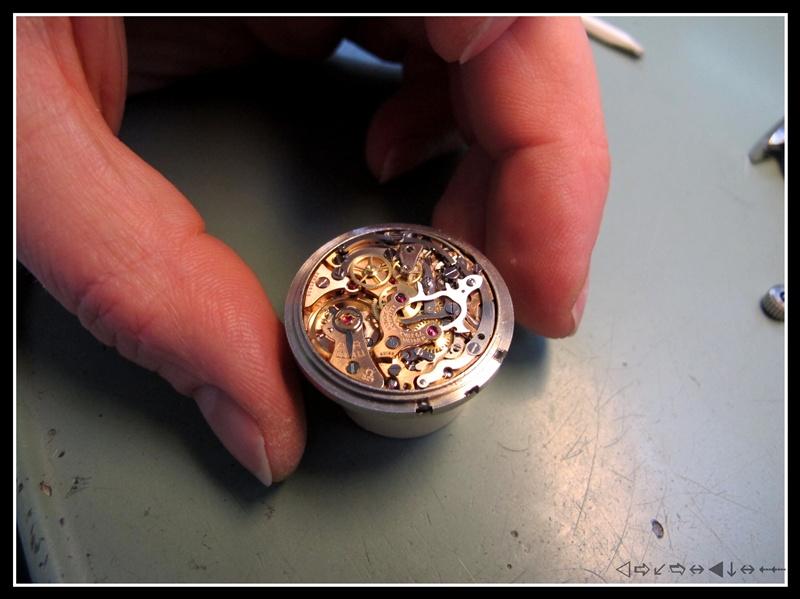 """révision d'une omega speedmaster 105012 calbre 321 2éme partie """"remontage"""" Img_3018"""