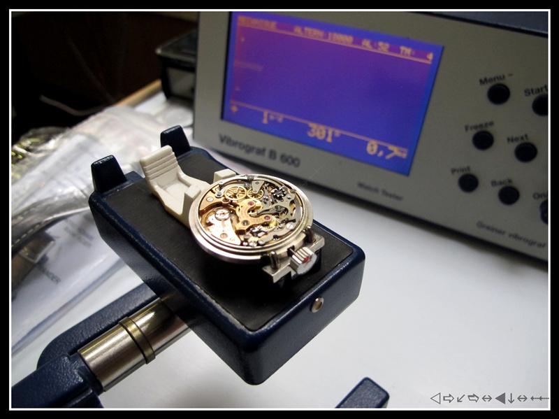 """révision d'une omega speedmaster 105012 calbre 321 2éme partie """"remontage"""" Img_3019"""
