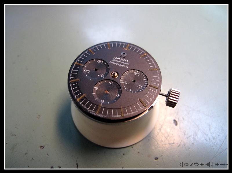 """révision d'une omega speedmaster 105012 calbre 321 2éme partie """"remontage"""" Img_3022"""