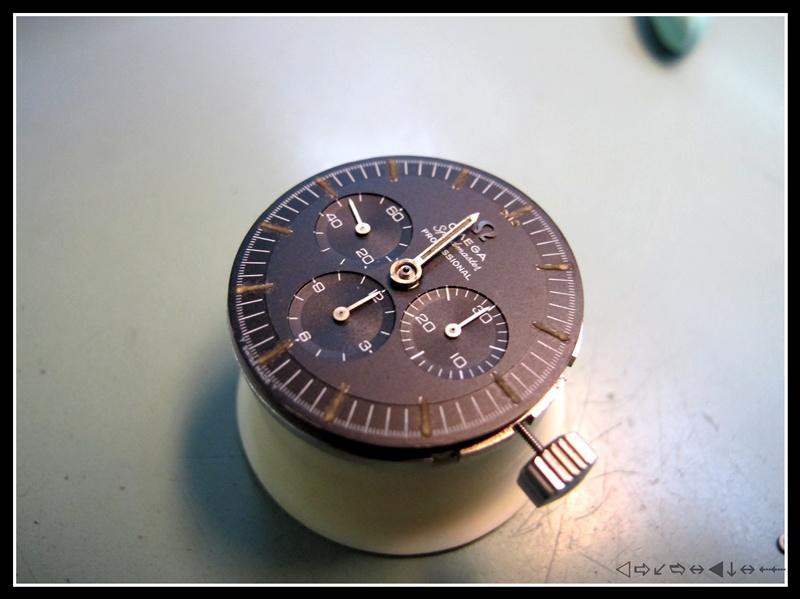 """révision d'une omega speedmaster 105012 calbre 321 2éme partie """"remontage"""" Img_3023"""