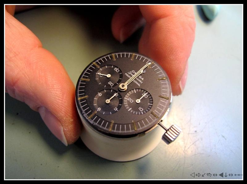 """révision d'une omega speedmaster 105012 calbre 321 2éme partie """"remontage"""" Img_3024"""