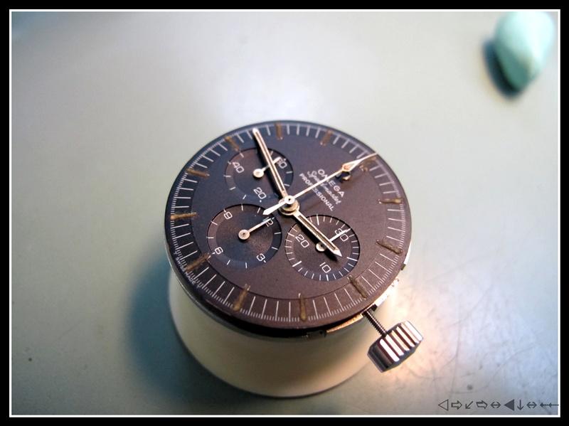 """révision d'une omega speedmaster 105012 calbre 321 2éme partie """"remontage"""" Img_3025"""