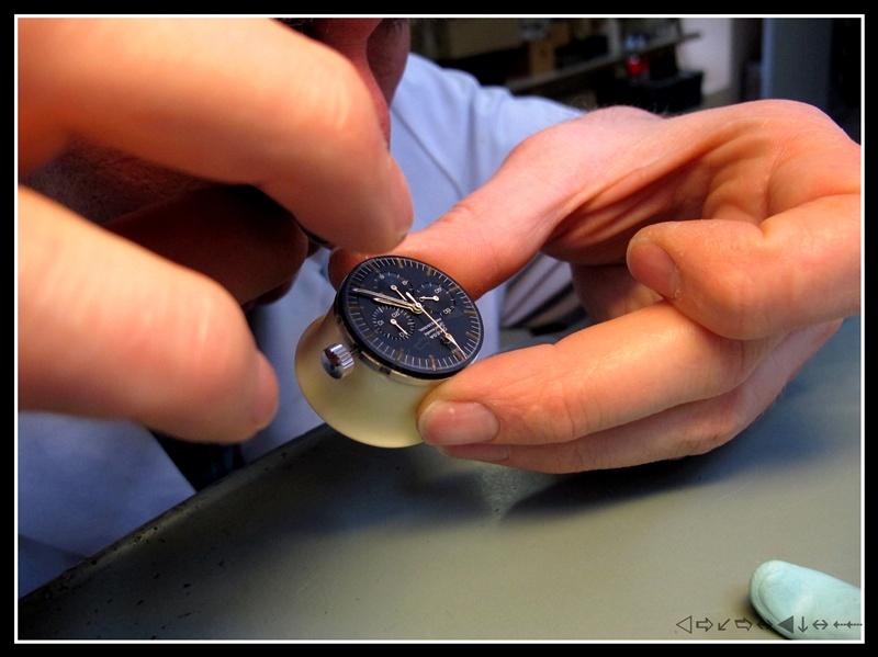 """révision d'une omega speedmaster 105012 calbre 321 2éme partie """"remontage"""" Img_3026"""