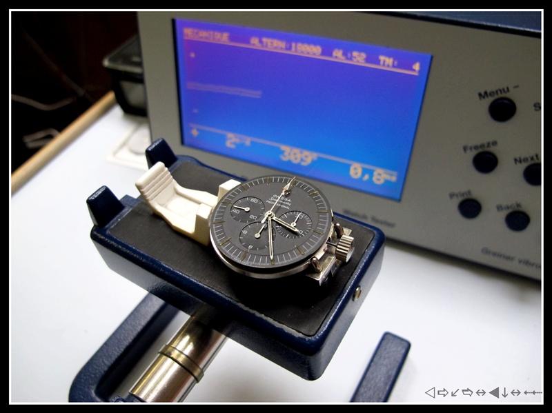 """révision d'une omega speedmaster 105012 calbre 321 2éme partie """"remontage"""" Img_3027"""