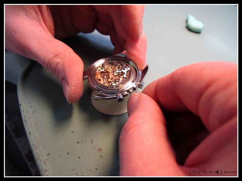"""révision d'une omega speedmaster 105012 calbre 321 2éme partie """"remontage"""" Img_3113"""