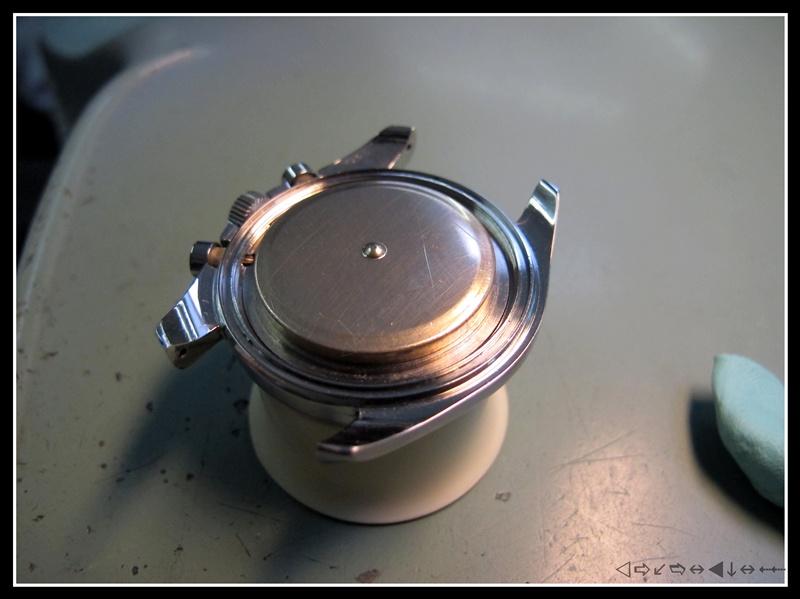 """révision d'une omega speedmaster 105012 calbre 321 2éme partie """"remontage"""" Img_3114"""