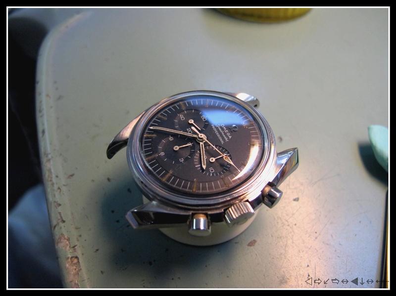 """révision d'une omega speedmaster 105012 calbre 321 2éme partie """"remontage"""" Img_3116"""