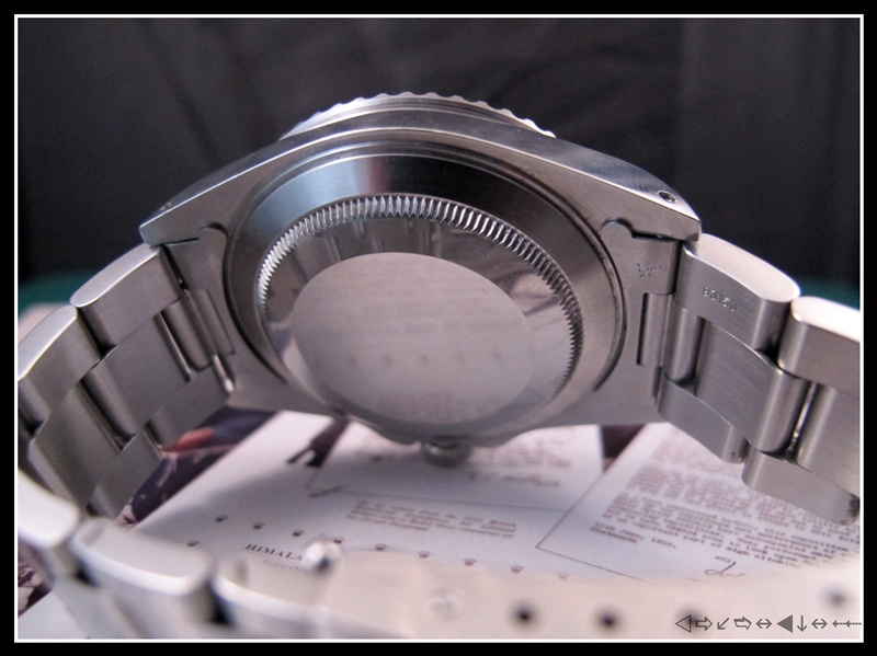 [vends] rolex submariner 14060 2 lignes 2001 révisée, complète 3950 euro Img_3516
