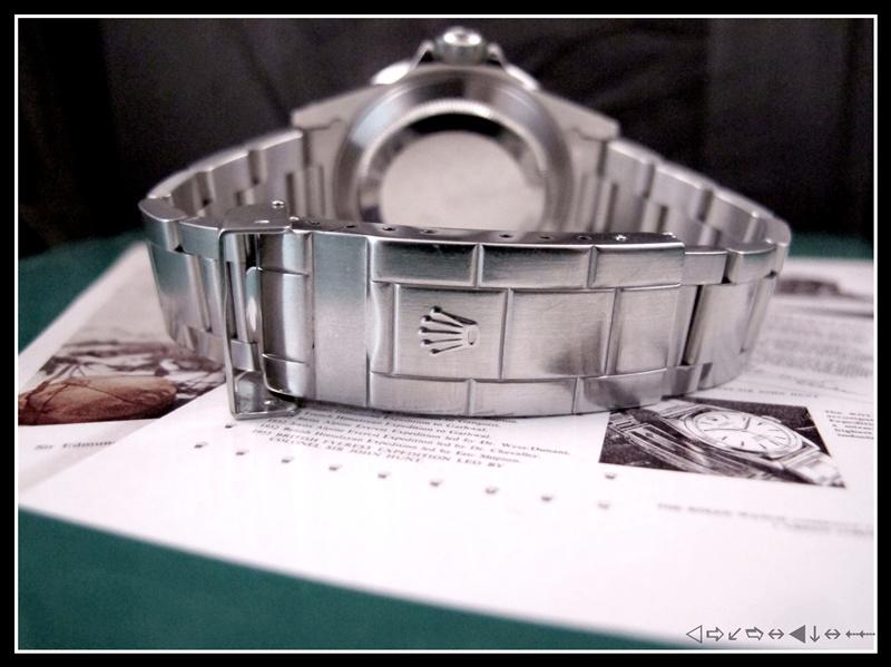 [vends] rolex submariner 14060 2 lignes 2001 révisée, complète 3950 euro Img_3519