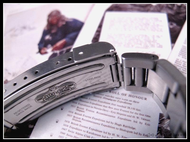 [vends] rolex submariner 14060 2 lignes 2001 révisée, complète 3950 euro Img_3522