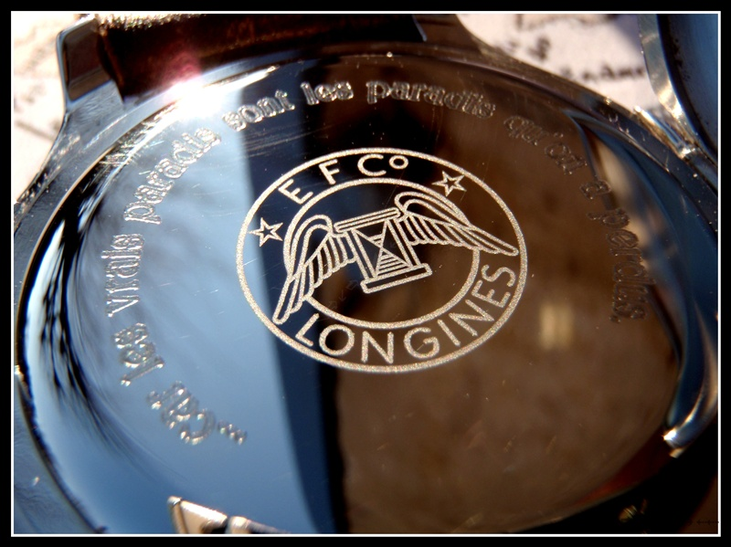 Longines - longines istituto idrografico r.marina P2200329