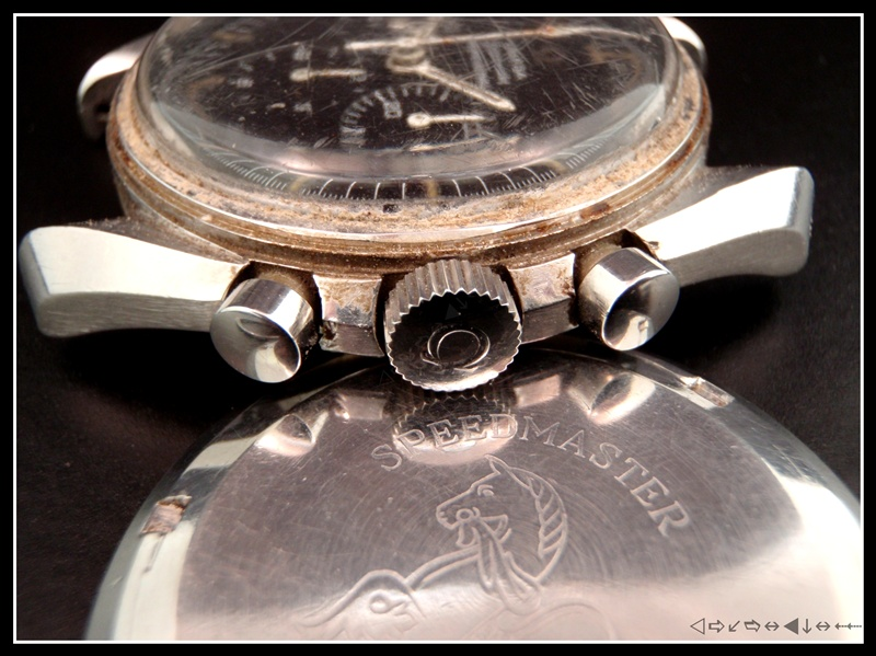 révision d'une omega speedmaster 105012 calbre 321 1ère partie P3070412