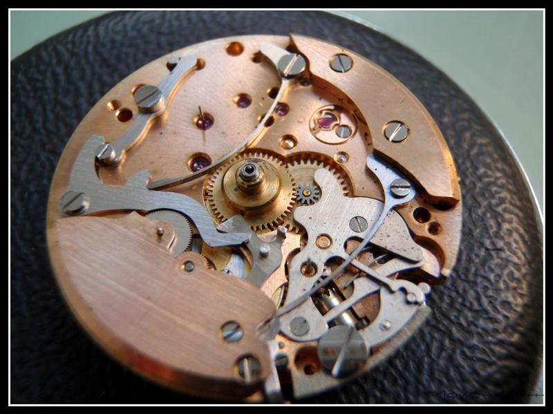 révision d'une omega speedmaster 105012 calbre 321 1ère partie P3070414