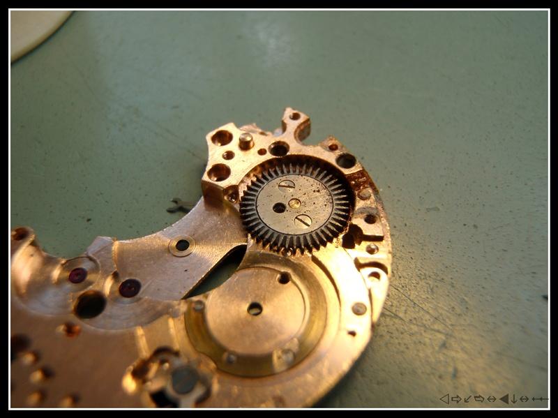 révision d'une omega speedmaster 105012 calbre 321 1ère partie P3070511