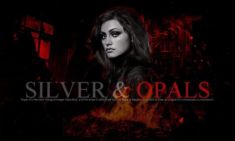 SILVER & OPALS