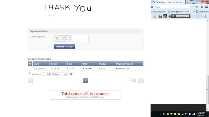 My payment Click-10