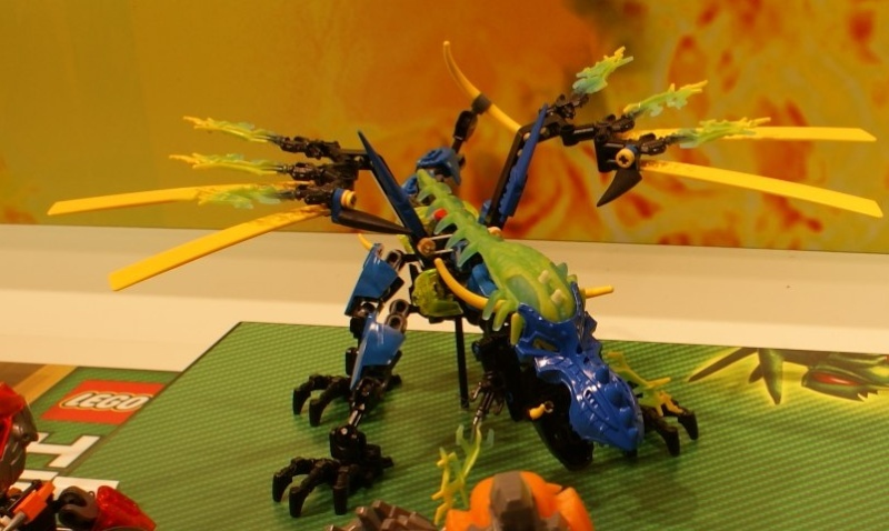 [Produits] Toy Fair 2013 : Les Hero Factory Cervell'Attaque vague 2 - Page 3 Dragon10