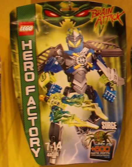 [Produits] Toy Fair 2013 : Les Hero Factory Cervell'Attaque vague 2 - Page 3 Surge_10