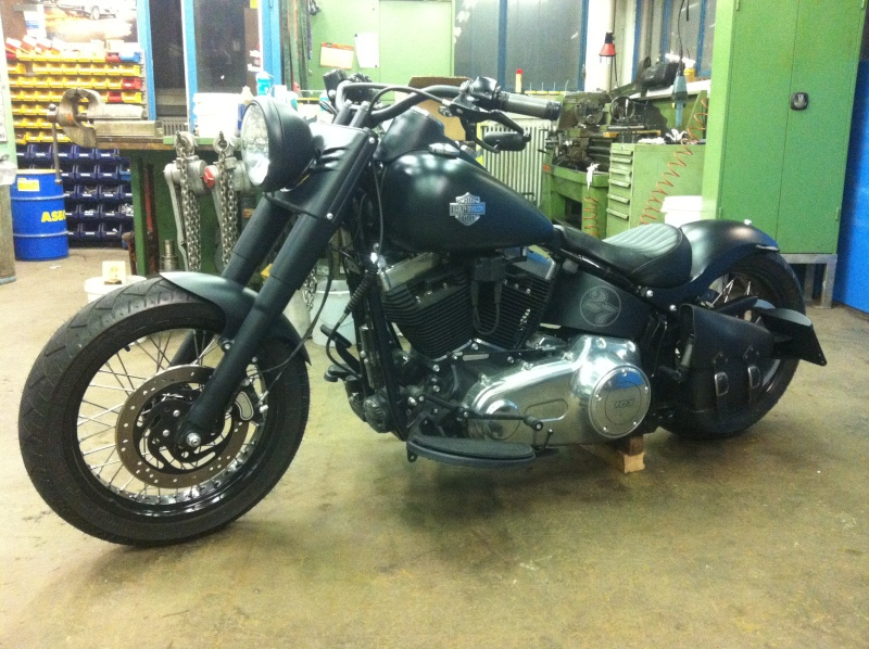 Modifs softail slim - Page 5 Slim310