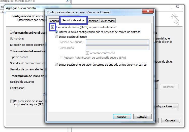 CONFIGURAR CUENTA DE TELEFONICA.NET 510