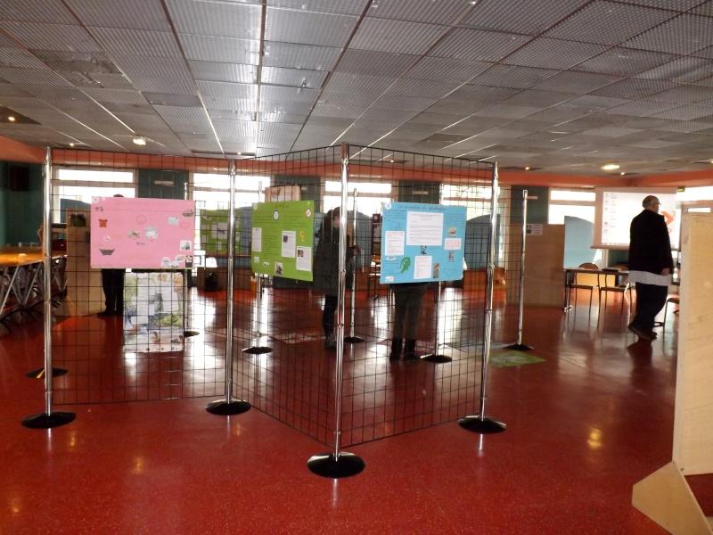 Sensibilisation des jeunes à la cause animal au Lycée Beaupré ! Jeudi 4 Avril 2013 Dscf6610
